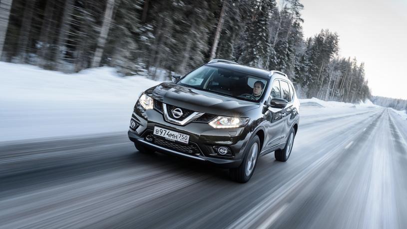 Тест нового Nissan X-Trail: даже и не прикидывается
