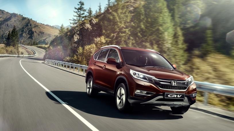 Первый тест обновленной Honda CR-V: задавайте вопросы!