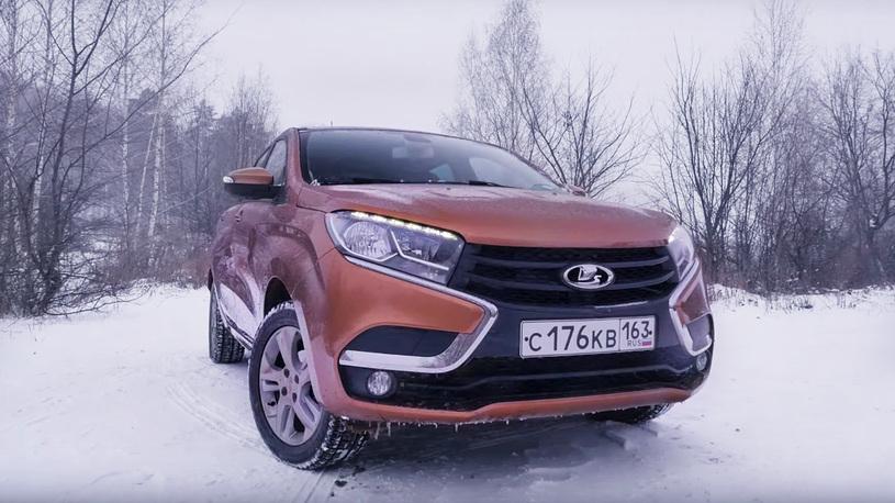 Половина автомобилей из ТОП-10 российского рынка - это модели Lada