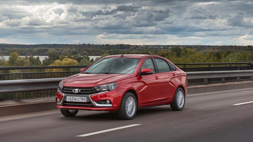 Lada попала в топ-50 рейтинга мировых автобрендов