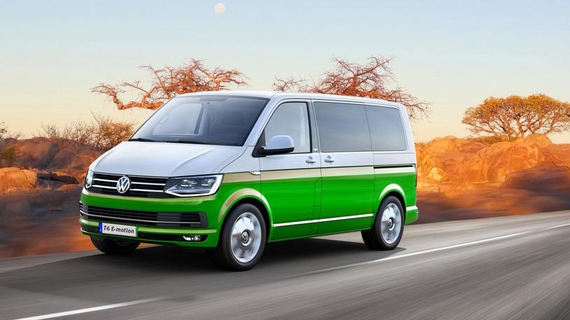 Volkswagen сделает для Apple беспилотную