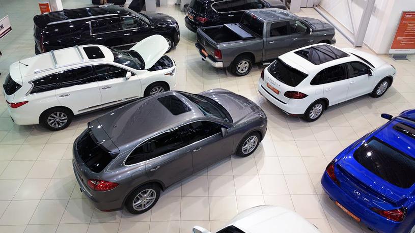 Названы регионы России, где активнее всего скупают автомобили