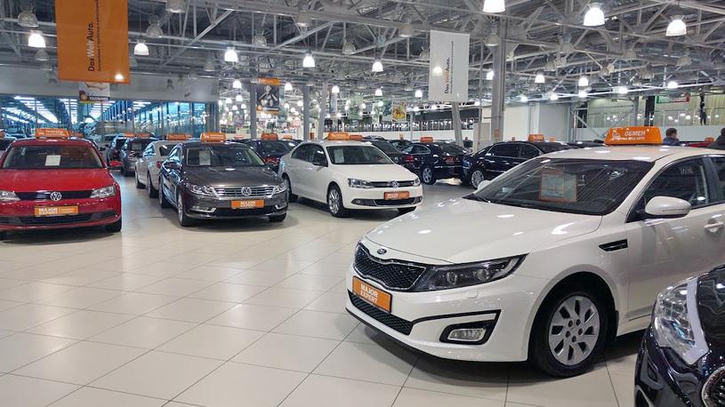 В РФ на7,8% взлетели цены наподержанные авто