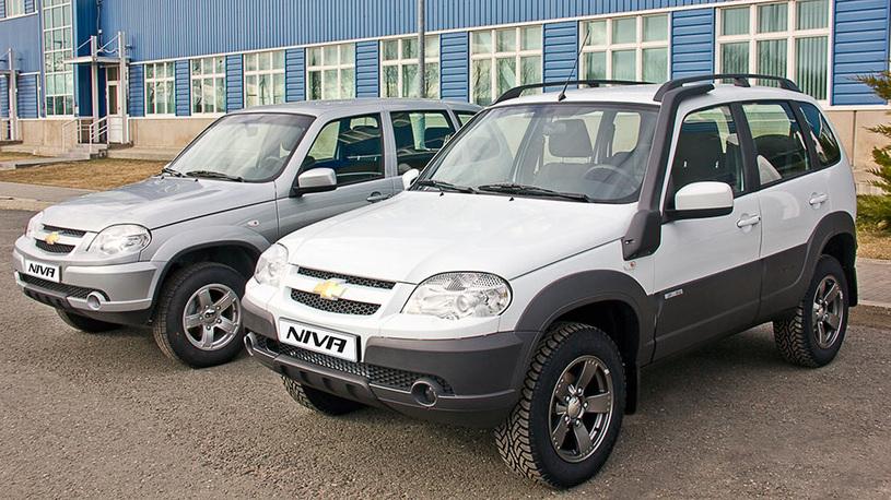 Скоро подорожают все комплектации Chevrolet Niva