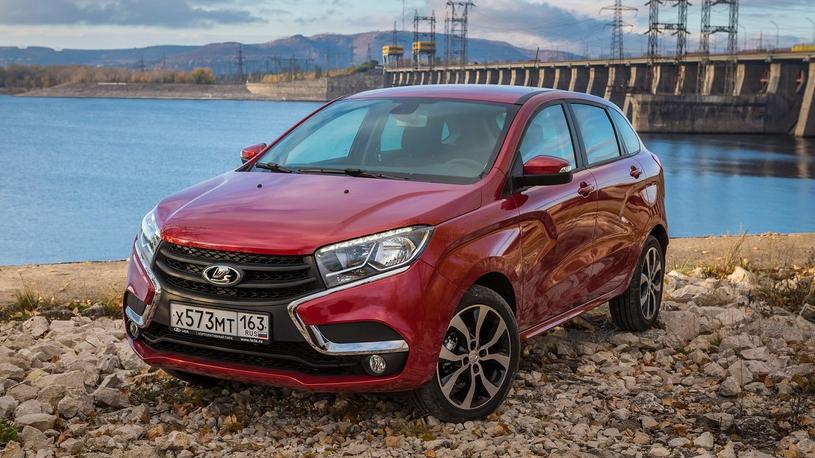 Lada Xray не будет продаваться в Европе