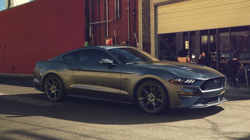 Ford выпустит ограниченным тиражом Mustang из фильма Bullitt