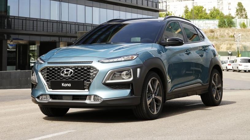 Производство новейшего кроссовера Hyundai остановлено из-за забастовки