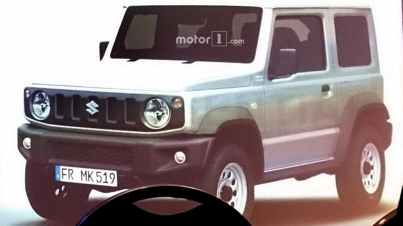 Новое поколение Suzuki Jimny оперативно привезут в Россию