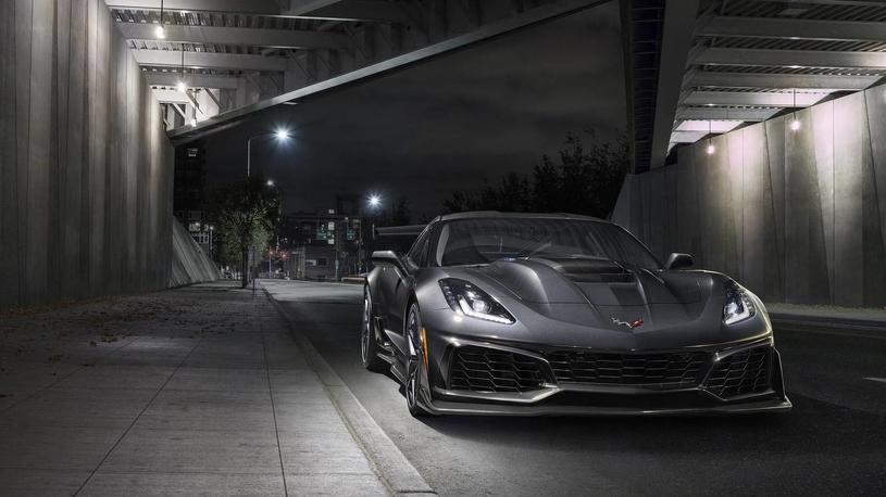 Самый мощный Chevrolet Corvette в истории стал еще свирепее