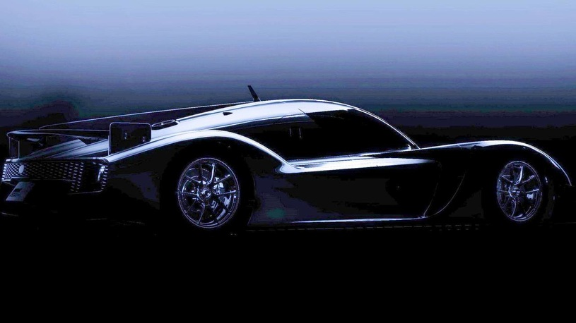 Компания Toyota задумала новый спорткар по мотивам гоночного болида