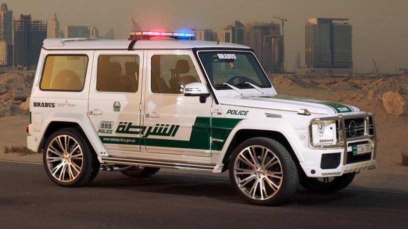 В Дубае водителя оштрафовали за трансляцию в Instagram