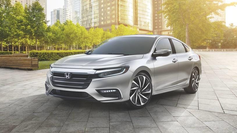 Honda показала конкурента гибридному