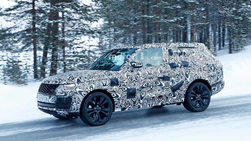 Трехдверный Range Rover возвращается: первые фото