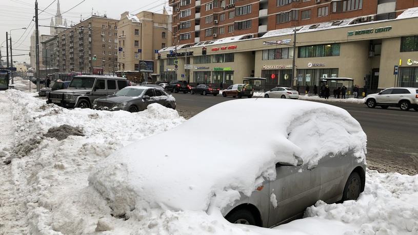 Российские дороги смогут очищать от снежных завалов сами себя