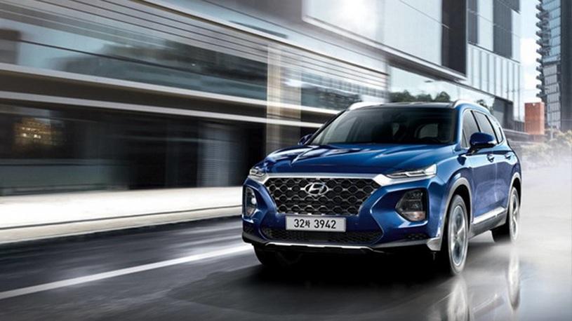 Названы моторы, которые получит в России новый Hyundai Santa Fe
