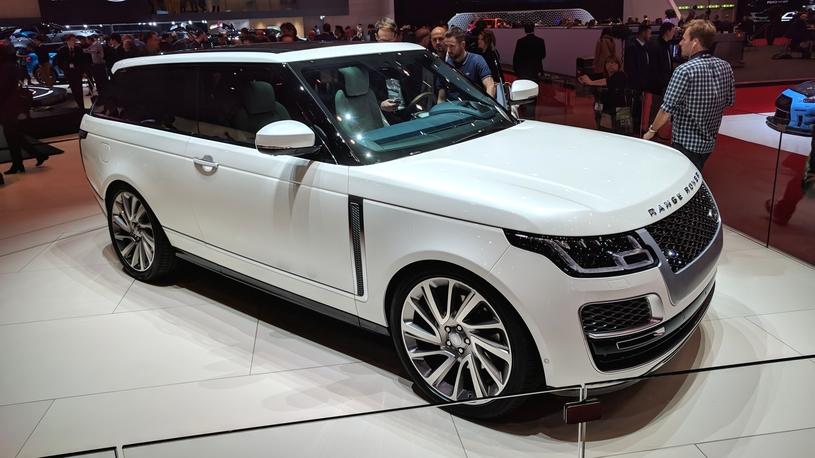 Land Rover отказался от выпуска внедорожника за 20 млн рублей