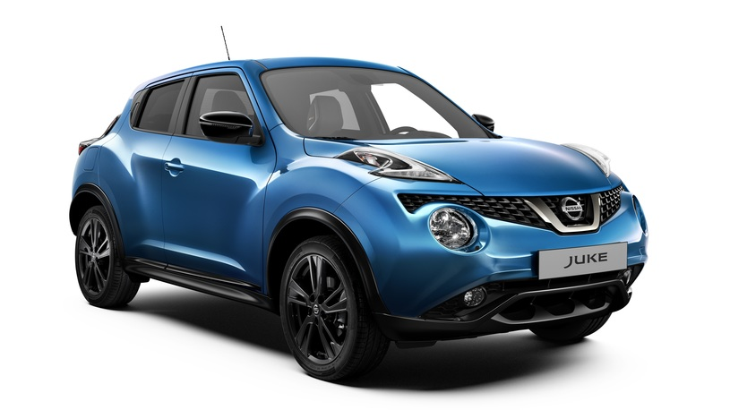 На обновленный Nissan Juke назвали российские цены