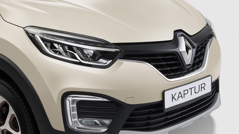 Посчитали-прослезились: сколько стоит LED-оптика Renault Kaptur