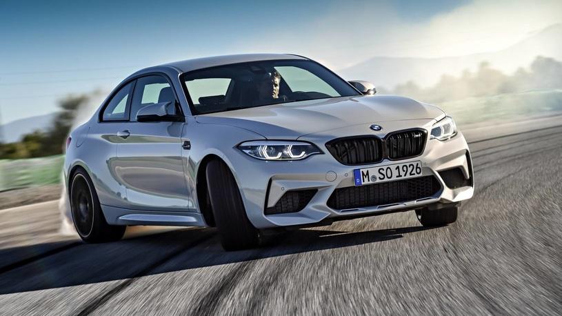 Компания BMW представила самую экстремальную