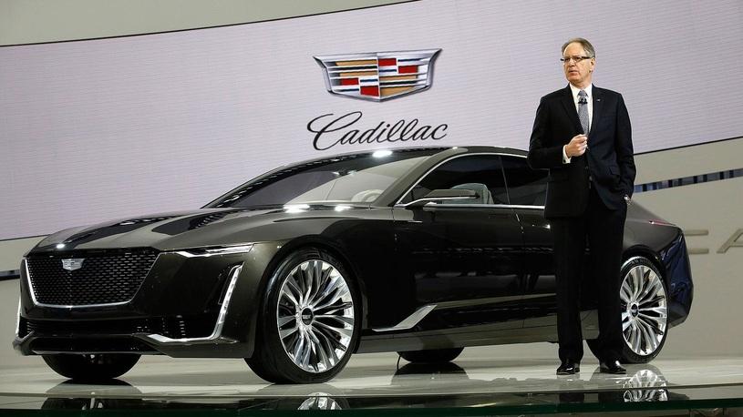Президент марки Cadillac экстренно отправлен в отставку