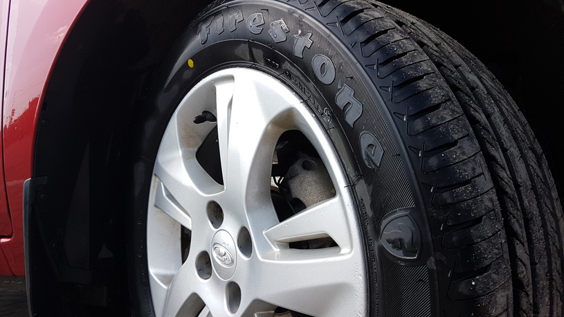 Дневник Lada Xray: переходим на новые шины
