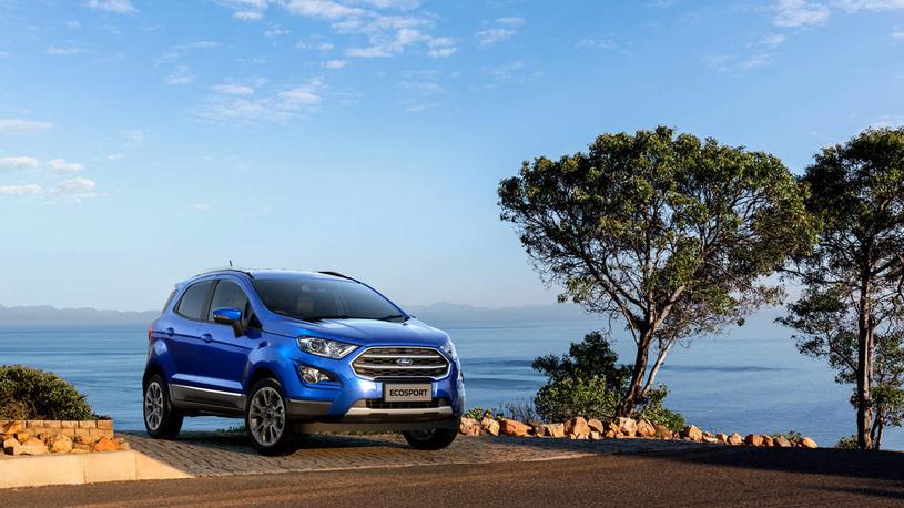 Обновленный Ford EcoSport