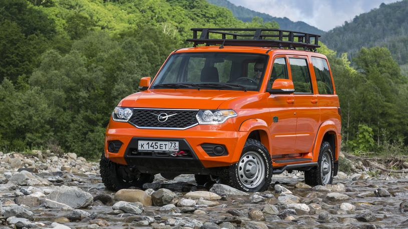 В России начались продажи новой версии УАЗ