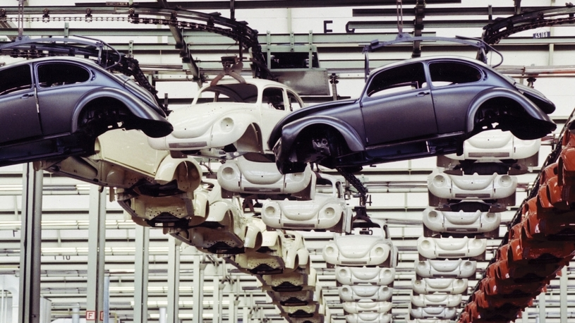 Хит-парад. Самые важные цифры истории мирового автопрома