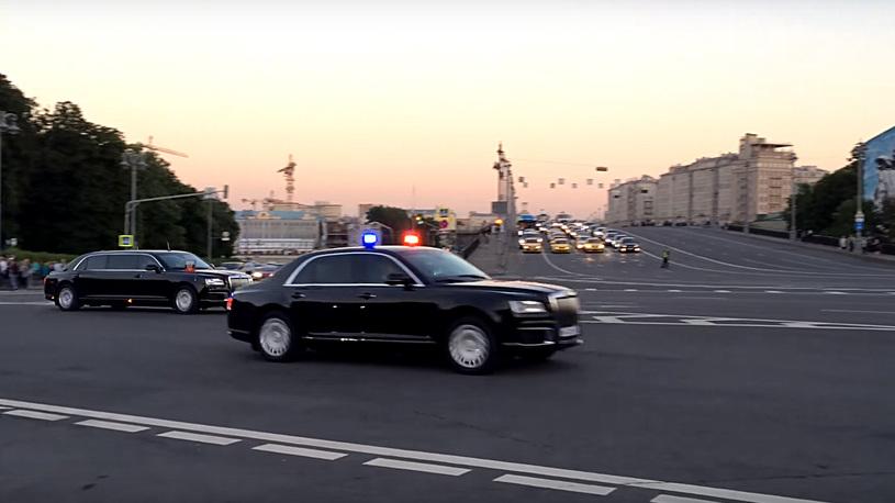ГИБДД изменит правила проезда кортежей и автоколонн