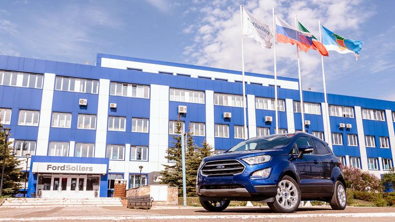 В России снова подорожали автомобили Ford