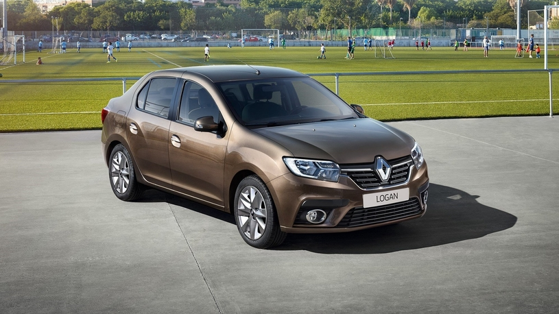 В России нашли более 3,6 тысячи дефектных Renault Logan и Sandero