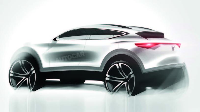 Первой собственной моделью бренда Cupra будет спортивное кросс-купе