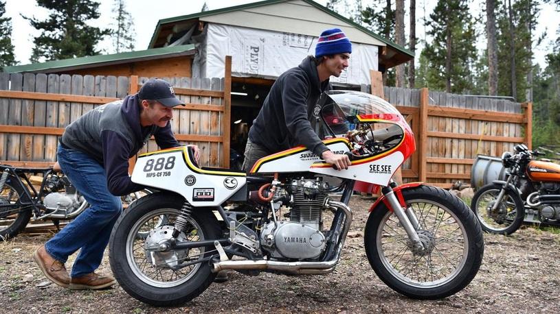 В США установили рекорд скорости на мотоцикле, заправленном водкой