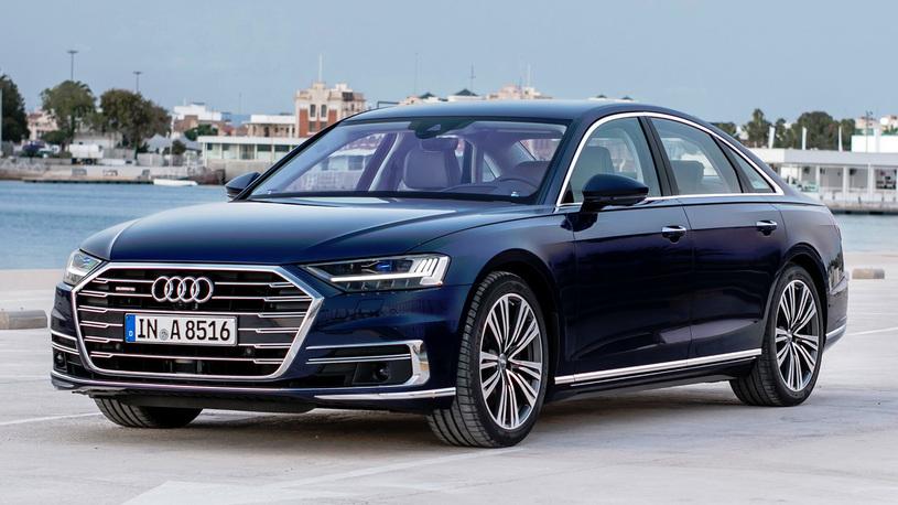 Audi воскресит легендарное имя Horch для конкурента