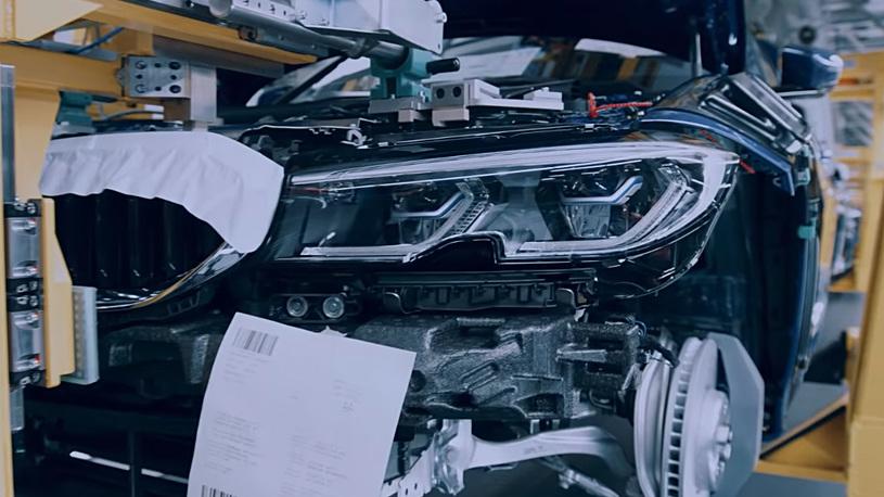 Новый BMW 3 серии рассекречен почти полностью