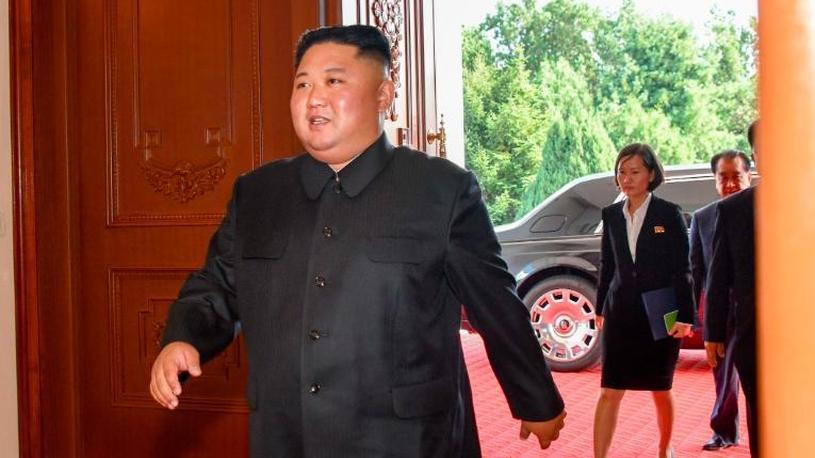 Ким Чен Ын обзавелся
