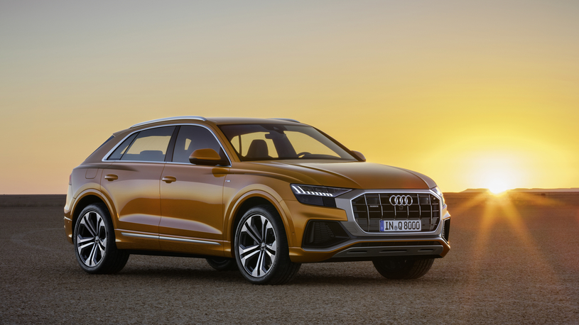 Audi Q8 будет собираться на российском заводе