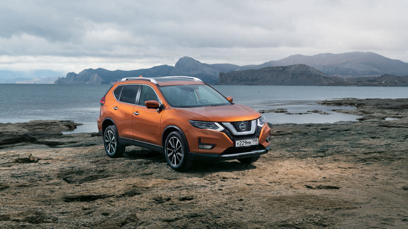 В России стартовали продажи обновленного Nissan X-Trail