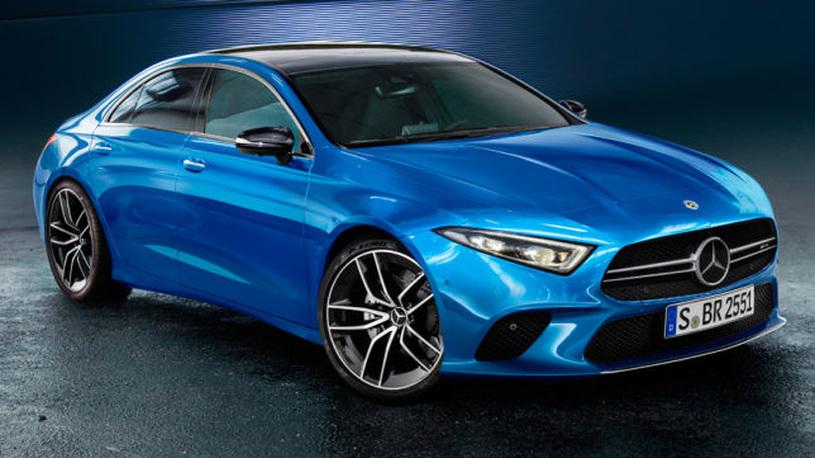 Новый Mercedes-Benz CLA: названа дата премьеры