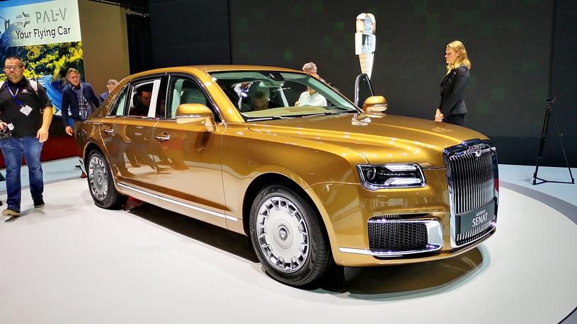 В Aurus Motors опровергли цены и