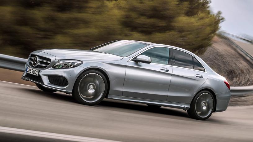 Нескольким моделям Mercedes-Benz грозит отказ рулевого управления