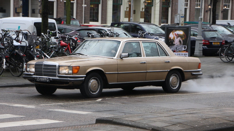 Проблема старых автомобилей есть и в Европе. И вот как она там решается