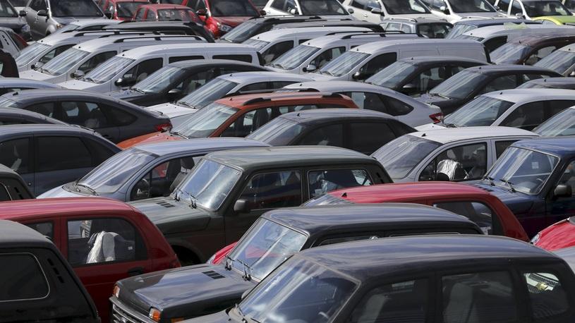 Названа самая популярная марка автомобиля на Украине. И она - российская