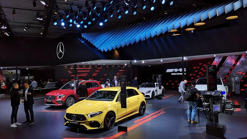 Автосалон во Франкфурте-2019: лента премьер!