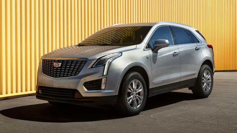 Cadillac везет в Росию обновленный кроссовер XT5