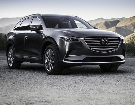 Старт продаж 2019 Mazda CX-9