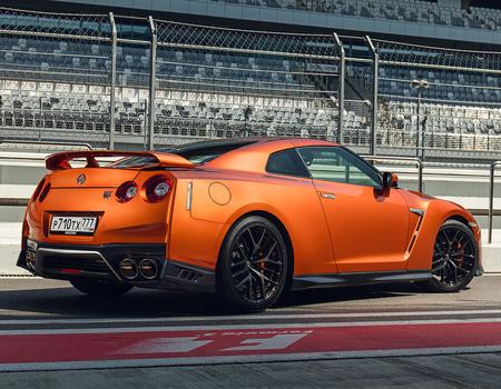 Шок-цена: ремонт Nissan GT-R