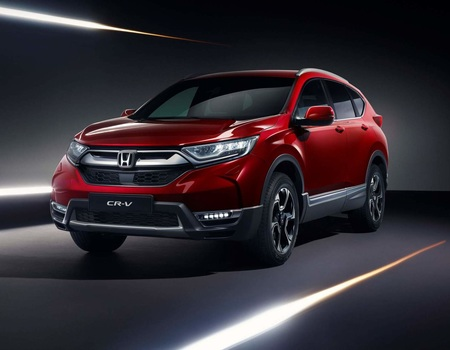 Шок-цена: зеркало Honda CR-V