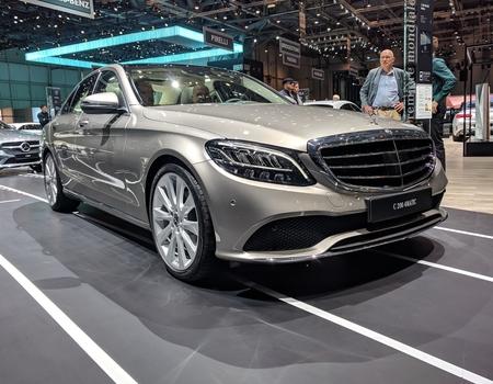 Рестайл Mercedes-Benz C-Class