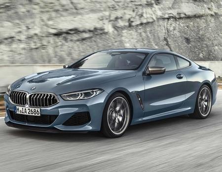 BMW раскрыла купе 8 серии